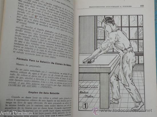 Libros antiguos: ANTIGUO LIBRO 2000 PROCEDIMIENTOS INDUSTRIALES AL ALCANCE DE TODOS - ANTONIO FORMOSO PERMUY - AÑO 19 - Foto 4 - 30342879