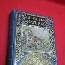 Libros antiguos: HISTORIA NATURAL POPULAR. POR CELSO ARÉVALO.1934. Lote 30372564