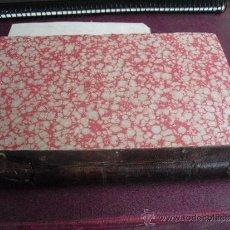 Libros antiguos: 1854 TRATADO DE TRIGONOMETRIA RECTILINEA Y ESFERICA Y DE TOPOGRAFIA J. CORTAZAR. Lote 31993993