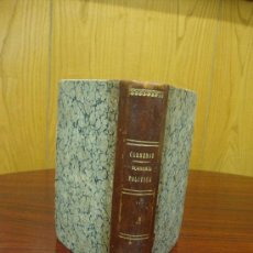 Libros antiguos: TRATADO DIDÁCTICO DE ECONOMÍA POLÍTICA. 1865 CARRERAS Y GONZÁLEZ, MARIANO. Lote 32040143