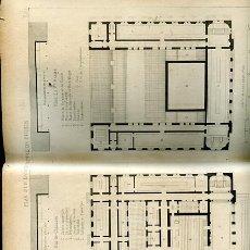 Libros antiguos: CARNOT,,LES LABORATOIRES DE CHIMIE DE LA ENCYCLOPEDIE CHIMIQUE,SIN DATOS,C.A. 1890,PARIS. Lote 32267396