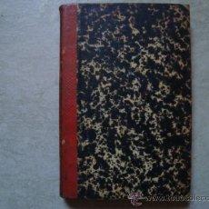 Libros antiguos: TABLAS DE LOS LOGARITMOS VULGARES.VAZQUEZ QUEIPO, VICENTE. Lote 32269401