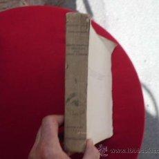Libros antiguos: LIBRO QUIMICA ANALÍTICA Y FISIÓLÓGICA DE LOS ACEITES Y GRASAS VEGETALES Y ANIMALES 1929 L-1403. Lote 32701184