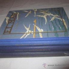 Libros antiguos: EL MAR. CONSTA DE TRES TOMOS. SEIX Y BARRAL.. Lote 32987680