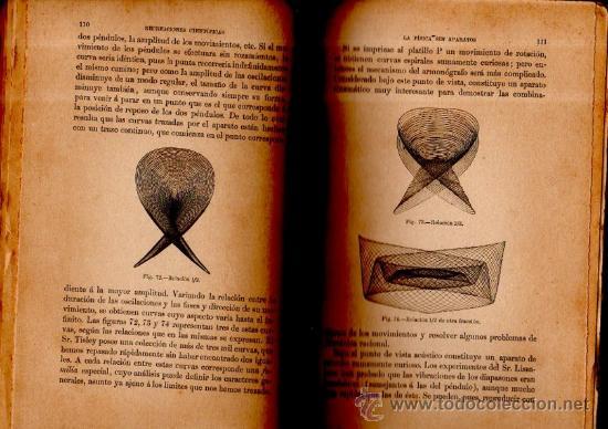 Libros antiguos: RECREACIONES CIENTÍFICAS O LA FÍSICA O LA QUÍMICA, GASTON TISSANDIER, MADRID BAILLY-BAILLIERE 1887 - Foto 4 - 116782940