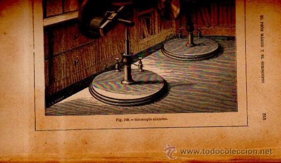 Libros antiguos: RECREACIONES CIENTÍFICAS O LA FÍSICA O LA QUÍMICA, GASTON TISSANDIER, MADRID BAILLY-BAILLIERE 1887 - Foto 2 - 116782940