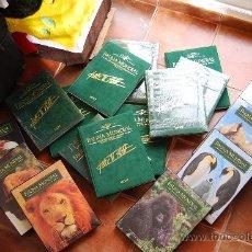 Libros antiguos: FAUNA MUNDIAL-- FELIX RODRÍGUEZ DE LA FUENTE---EDICIÓN LUJO-- CON 16 VIDEOS EN ESTUCHE!!! OFERTA!!!. Lote 34658295