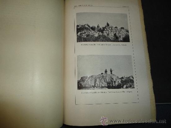 Libros antiguos: mapa geologico, memoria explicativa de la hoja 882, venta de cardeña, madrid 1931 - Foto 2 - 35133154