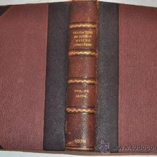 Libros antiguos: TRANSACTIONS OF THE AMERICAN INSTITUTE OF MINING ENGINEERS.VOL.VI.MAY,1877, TO FEBRUARY1878 RM51266. Lote 35190025