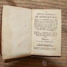 Libros antiguos: 2282- EPITOME CHRISTIANO DE AGRICULTURA. JOSEF ARIA LARUMBE. PAMPLONA 1800.. Lote 35309064
