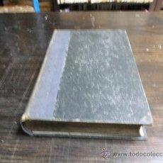 Libros antiguos: M.SAN MIGUEL DE LA CAMARA, PEDRO FERRANDO MAS, MANUEL MARIN,GEOLOGIA, 1925. Lote 35346096