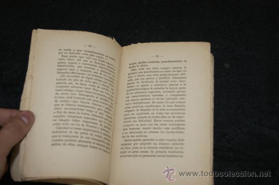 Libros antiguos: Libro Avicultura radiada, 1925 - Foto 4 - 35861213