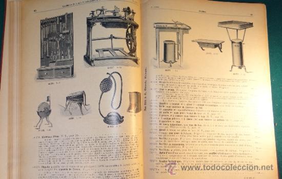 Libros antiguos: CATALOGO DE INSTALACIONES DE FISICA Y QUIMICA. MAX KOHL Nº 50, TOMO 1 (1911) CHEMNITZ ALEMANIA - Foto 7 - 37273703