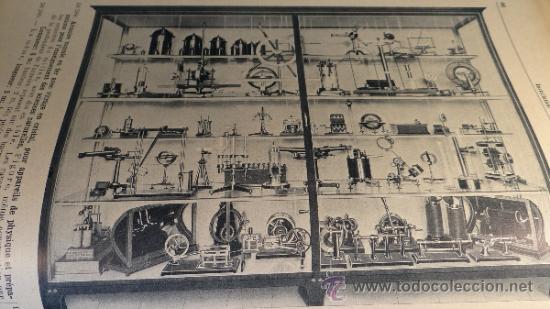 Libros antiguos: CATALOGO DE INSTALACIONES DE FISICA Y QUIMICA. MAX KOHL Nº 50, TOMO 1 (1911) CHEMNITZ ALEMANIA - Foto 5 - 37273703