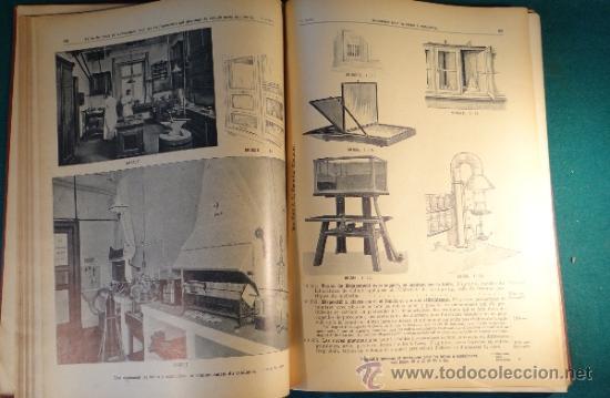 Libros antiguos: CATALOGO DE INSTALACIONES DE FISICA Y QUIMICA. MAX KOHL Nº 50, TOMO 1 (1911) CHEMNITZ ALEMANIA - Foto 6 - 37273703