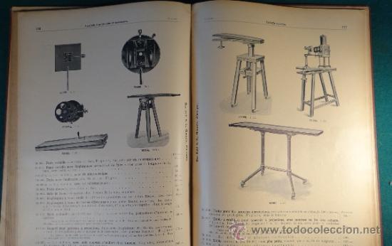 Libros antiguos: CATALOGO DE INSTALACIONES DE FISICA Y QUIMICA. MAX KOHL Nº 50, TOMO 1 (1911) CHEMNITZ ALEMANIA - Foto 9 - 37273703