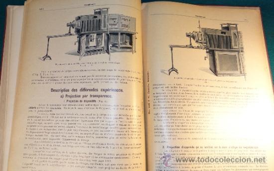 Libros antiguos: CATALOGO DE INSTALACIONES DE FISICA Y QUIMICA. MAX KOHL Nº 50, TOMO 1 (1911) CHEMNITZ ALEMANIA - Foto 11 - 37273703