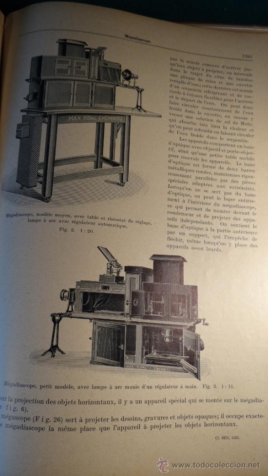 Libros antiguos: CATALOGO DE INSTALACIONES DE FISICA Y QUIMICA. MAX KOHL Nº 50, TOMO 1 (1911) CHEMNITZ ALEMANIA - Foto 12 - 37273703