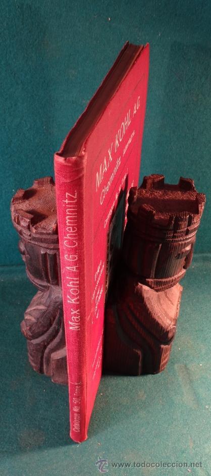Libros antiguos: CATALOGO DE INSTALACIONES DE FISICA Y QUIMICA. MAX KOHL Nº 50, TOMO 1 (1911) CHEMNITZ ALEMANIA - Foto 15 - 37273703