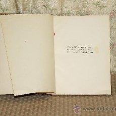 Libros antiguos: 3330- SOLUCION INTEGRAL AL PROBLEMA VITIVINICOLA ALCOHOLERO. VV.AA. EDIT. CALVO ASENSIO. S/F. . Lote 37548038
