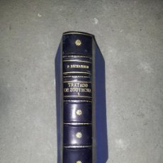 Libros antiguos: TRATADO DE ZOOTECNIA. P. DECHAMBRE (3 TOMOS). Lote 38504236