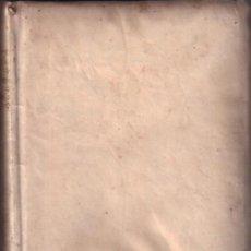 Libros antiguos: HISTORIA GENERAL DE AVES Y ANIMALES. ARISTÓTELES ESTAGERITA. VALENCIA, PEDRO PATRICIO MEY,1621. Lote 38797589