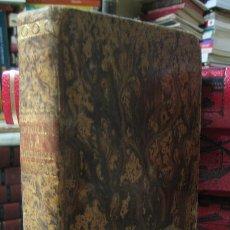 Libros antiguos: 1850 - MATEMATICAS PURAS - ODRIOZOLA - CON LAMINAS DESPLEGABLES - PASTA ESPAÑOLA. Lote 39153771