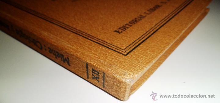 Libros antiguos: CITOLOGÍA Y ANATOMÍA DE LAS PLANTAS. HUGO MIEHE. PRIMERA EDICIÓN (1928) VER INDICE - Foto 14 - 39386139