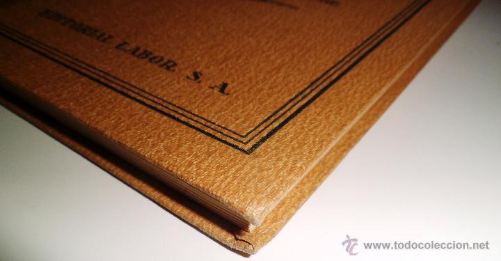 Libros antiguos: CITOLOGÍA Y ANATOMÍA DE LAS PLANTAS. HUGO MIEHE. PRIMERA EDICIÓN (1928) VER INDICE - Foto 13 - 39386139