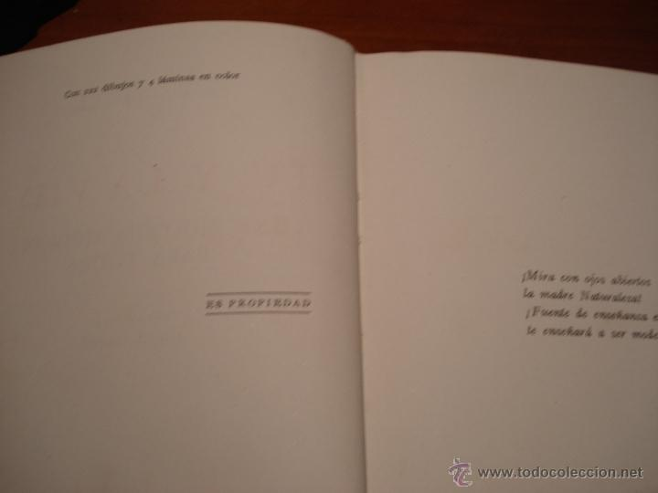 Libros antiguos: tu y la vida libro biologia antiguo, con 222 dibujos y4 laminas en color - Foto 3 - 39579328