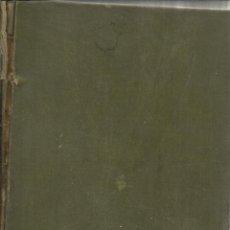 Libros antiguos: TRATADO ELEMENTAL DE QUÍMICA. BONILLA. MADRID. 1911. Lote 39613788