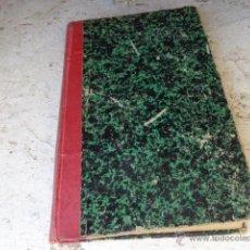 Libros antiguos: LIBRO LECCIONES DE ARITMETICA BERNARDINO SANCHEZ 7ª ED. 1902 L-1430/117. Lote 39657047