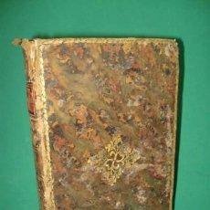Libros antiguos: HISTORIA NATURAL BUFFON TOMO XI. 1792. PRECIOSOS GRABADO COLOREADOS. TAPAS DE PIEL.. Lote 293648553