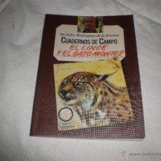 Libros antiguos: FÉLIX RODRÍGUEZ DE LA FUENTE. Lote 40466170