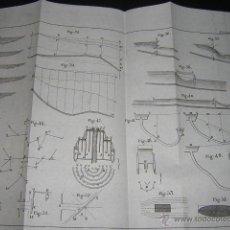 Libros antiguos: 1841 - CELESTINO DEL PIELAGO - INTRODUCCION AL ESTUDIO DE LA ARQUITECTURA HIDRAULICA. Lote 40620404