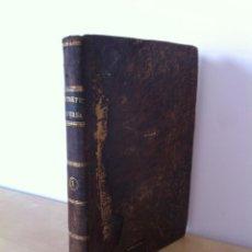 Libros antiguos: ARITMÉTICA UNIVERSAL. DIEGO NARCISO HERRANZ Y QUIRÓS. AÑO 1818. IMPRENTA QUE FUE DE FUENTENEBRO. Lote 40918325