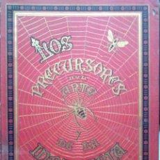 Libros antiguos: GRAN LIBRO LOS PRECURSORES DEL ARTE Y DE LA INDUSTRIA - J.G.WOOD - AÑO 1886 - BELLOS GARBADOS.NATURA. Lote 40966702