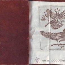 Libros antiguos: PLUCHE, ABAD M: ESPECTACULO DE LA NATURALEZA TOMO II, PARTE PRIMERA. IBARRA 1757. Lote 41325390