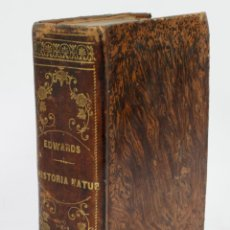 Libros antiguos: ELEMENTOS DE HISTORIA NATURAL, MILNE EDWARDS. ZOOLOGÍA. BARCELONA, 1846. TOMO 1. 19X13 CM.. Lote 41416206