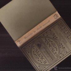 Libros antiguos: ELEMENTOS DE CALCULO MERCANTIL , TOMO 1 / MANUALES GALLACH - ESPASA CALPE 1930. Lote 41450736