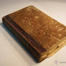 Libros antiguos: TRATADO DE QUÍMICA INORGÁNICA - MADRID 1897 . DR D. GABRIEL DE LA PUERTA - TOMO II. Lote 41504141
