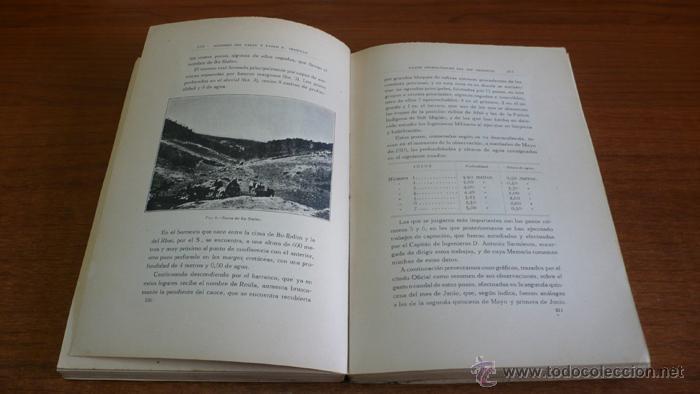 Libros antiguos: BOLETIN DEL INSTITUTO GEOLOGICO DE ESPAÑA. TOMO XLII-TOMO II. 1921.TERCERA SERIE. MARRUECOS. - Foto 5 - 42230768