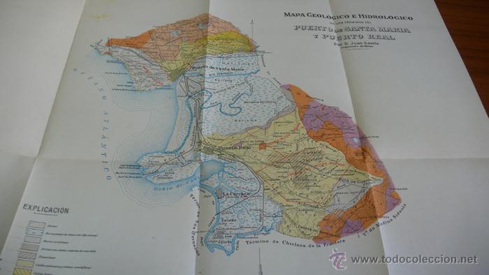 Libros antiguos: BOLETIN DEL INSTITUTO GEOLOGICO DE ESPAÑA. TOMO XLII-TOMO II. 1921.TERCERA SERIE. MARRUECOS. - Foto 16 - 42230768