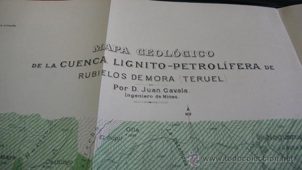 Libros antiguos: BOLETIN DEL INSTITUTO GEOLOGICO DE ESPAÑA. TOMO XLII-TOMO II. 1921.TERCERA SERIE. MARRUECOS. - Foto 18 - 42230768