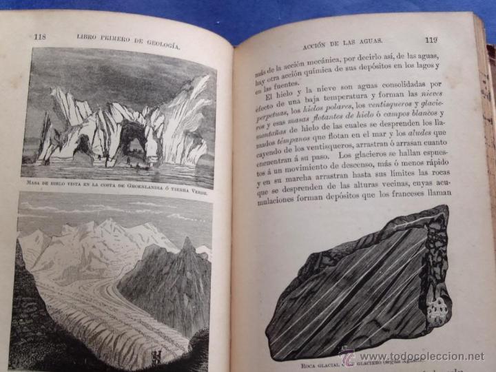 Libros antiguos: Mineralogia y Geologia - Dr. Juan Garcia Purón 1900 - Foto 12 - 42242050
