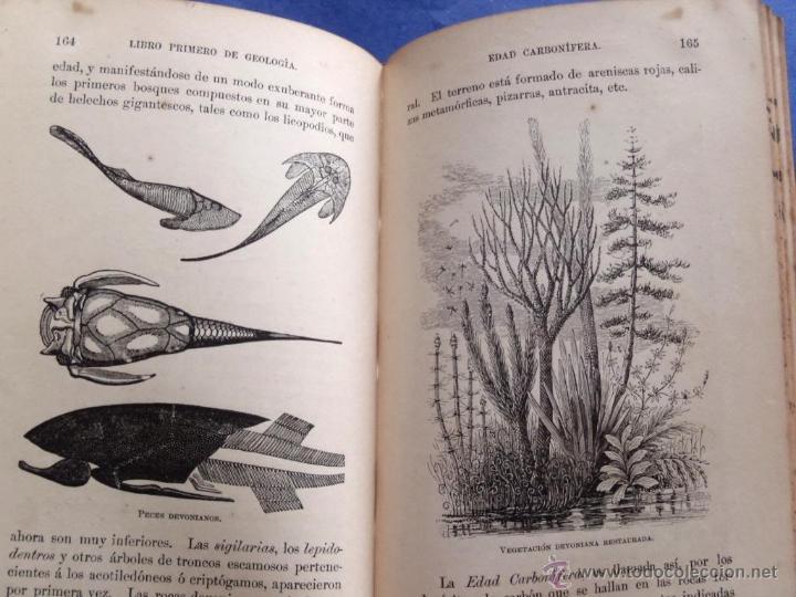 Libros antiguos: Mineralogia y Geologia - Dr. Juan Garcia Purón 1900 - Foto 14 - 42242050