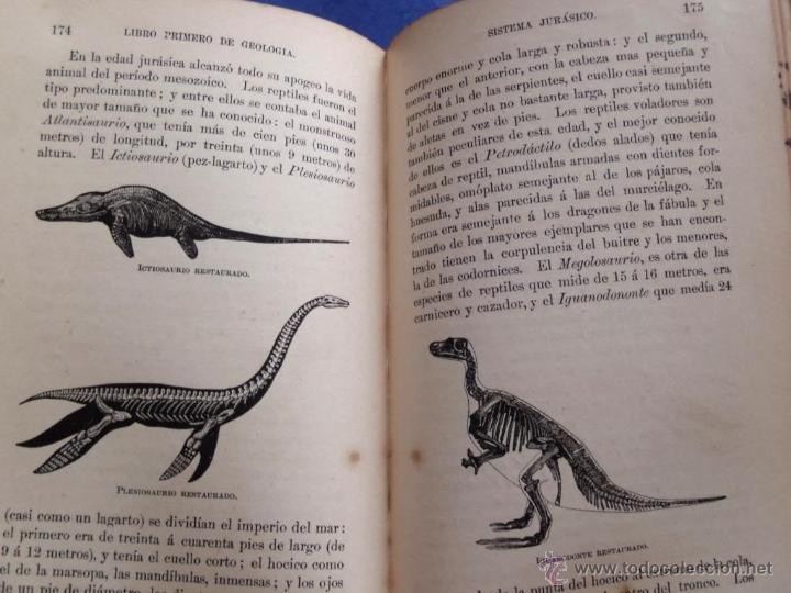 Libros antiguos: Mineralogia y Geologia - Dr. Juan Garcia Purón 1900 - Foto 17 - 42242050