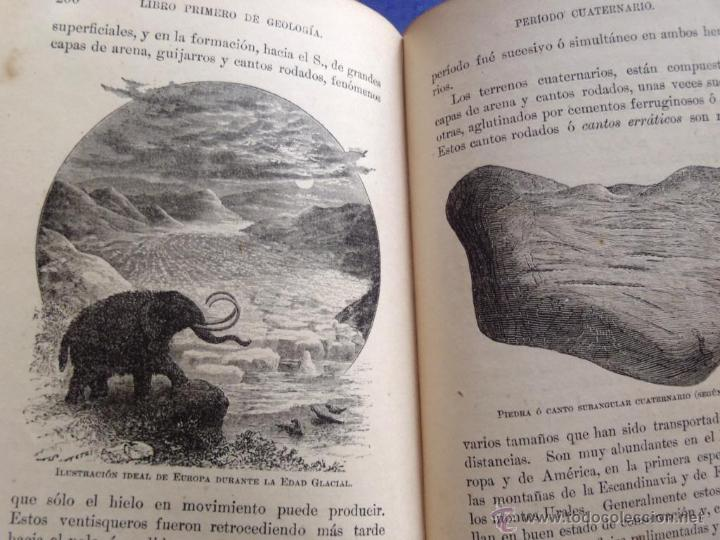 Libros antiguos: Mineralogia y Geologia - Dr. Juan Garcia Purón 1900 - Foto 21 - 42242050