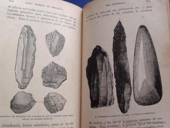 Libros antiguos: Mineralogia y Geologia - Dr. Juan Garcia Purón 1900 - Foto 22 - 42242050
