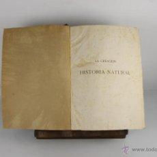 Libros antiguos: D-277. LA CREACION, HISTORIA NATURAL. JUAN VILANOVA PIERA. EDIT. MONTANER Y SIMON. 1873. 8 TOMOS. . Lote 42380085
